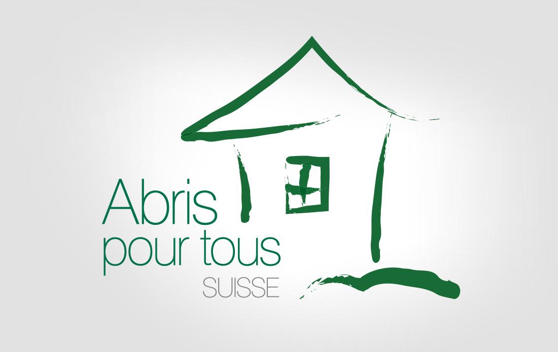 Logo de l'association Abris pour tous Suisse