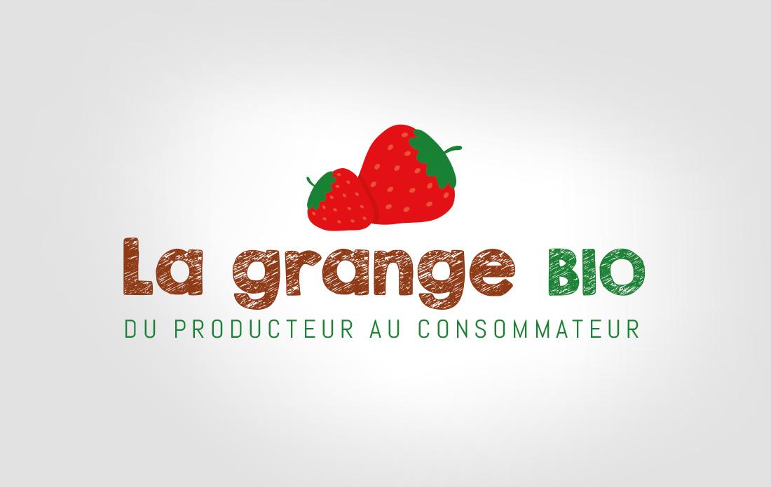 La grange BIO, logo