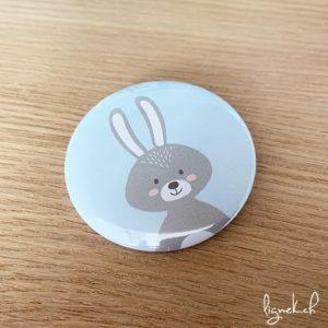 Badge lapin