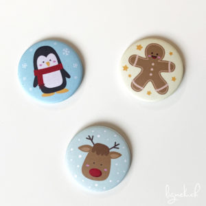 Magnets hiver