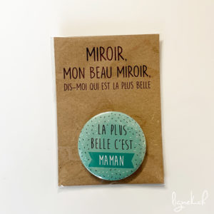 Miroir maman