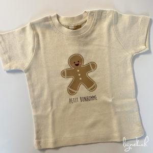 T-shirt biscuit