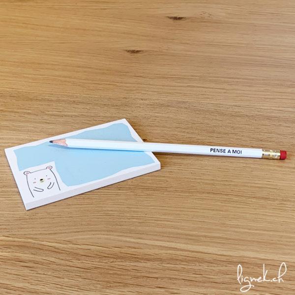 Crayon pense à moi
