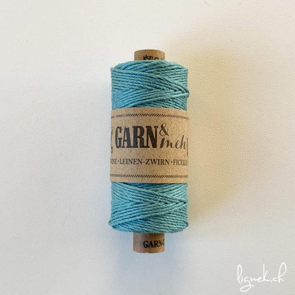 Ficelle GARN & MEHR bleu aqua
