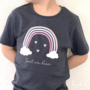 T-shirt tout ira bien