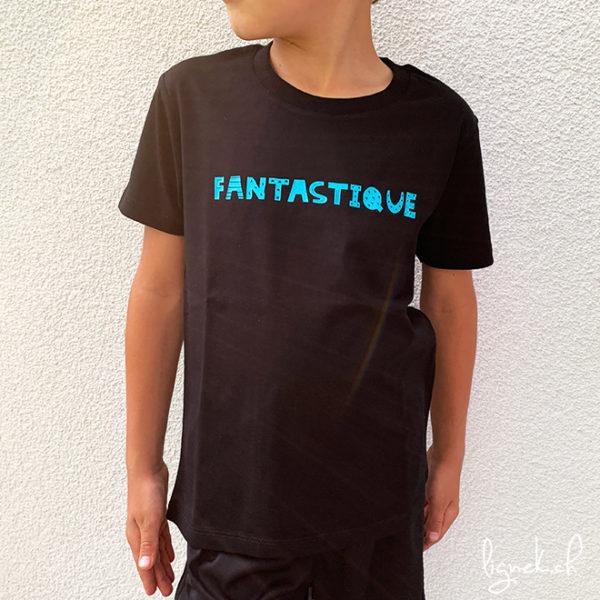T-shirt fantastique
