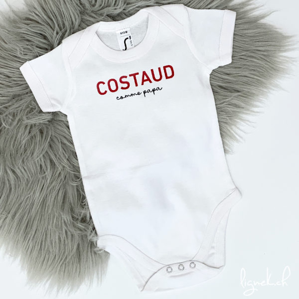 Costaud comme papa