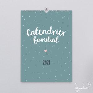 Calendrier familial 2021