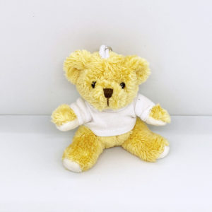 Ourson en peluche personnalisable