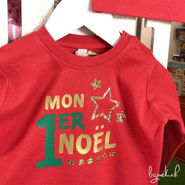Pull premier Noël