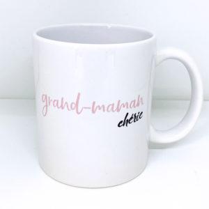 Tasse grand-maman chérie