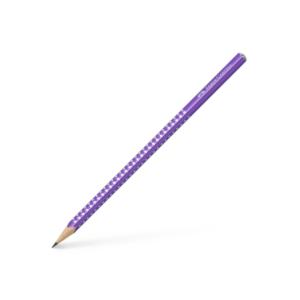 Crayon brillant Faber-CASTELL lilas