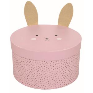 Boîte de rangement lapin