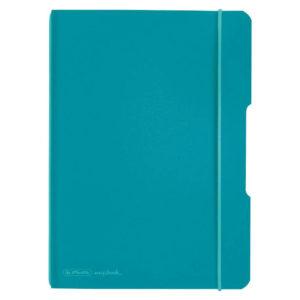 Cahier my.book flex A5 turquoise HERLITZ