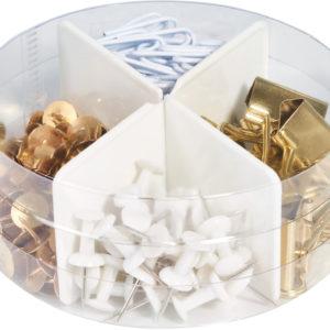 Boîte accessoires de bureau - 4 sortes HERLITZ