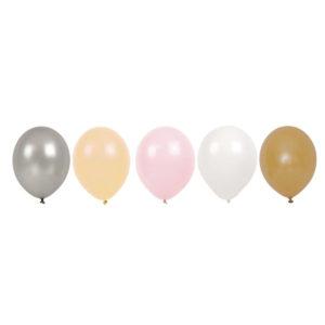Ballons rose JABADABADO
