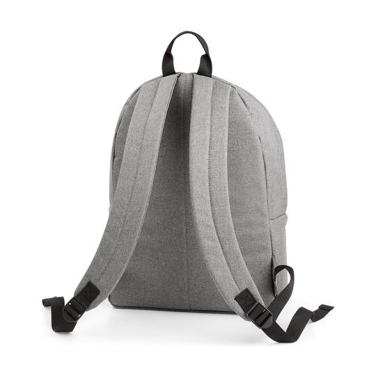 Sac à dos gris chiné Fashion Backpack