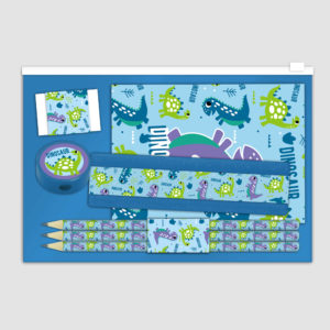 Trousse dinosaure ROOST